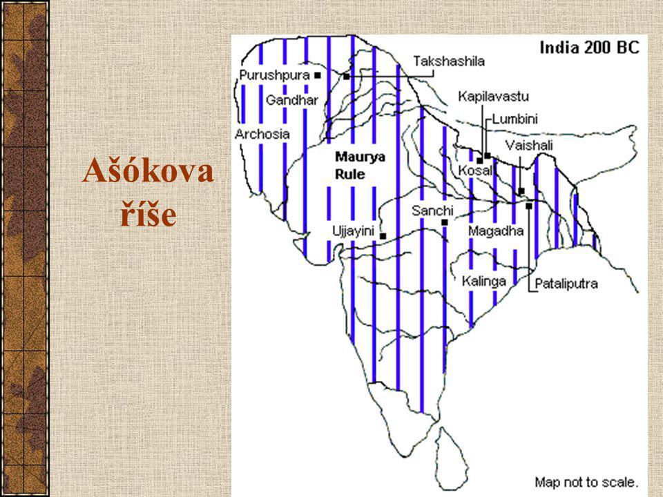Ašókova říše