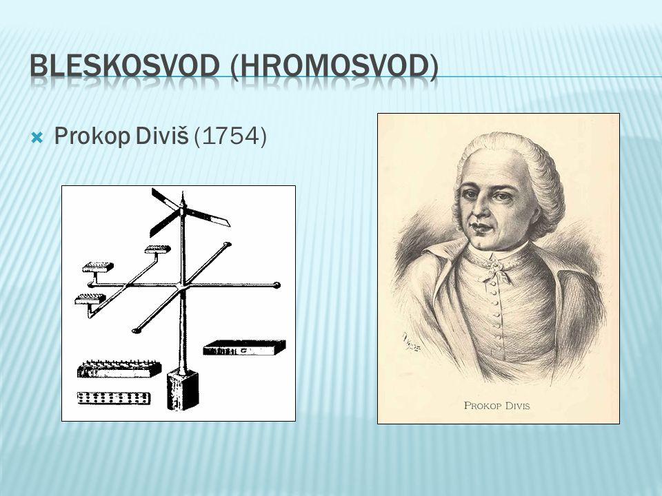  Prokop Diviš (1754)