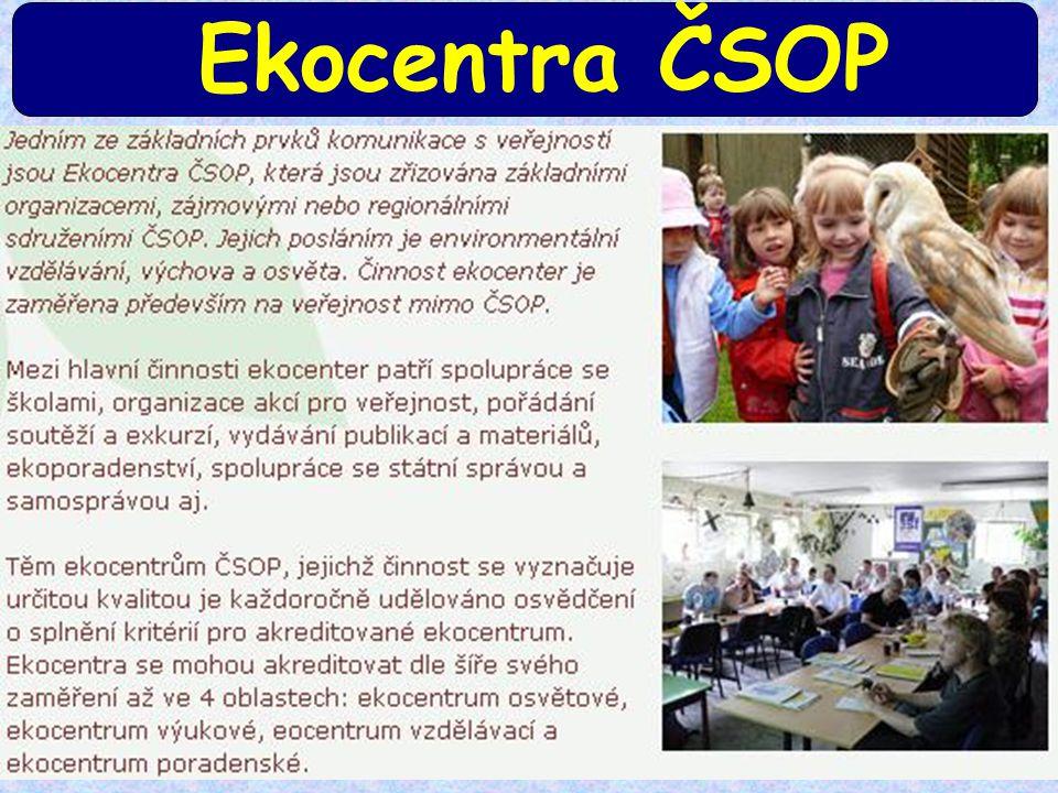 Ekocentra ČSOP