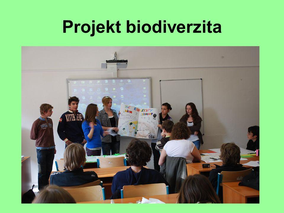 Projekt biodiverzita