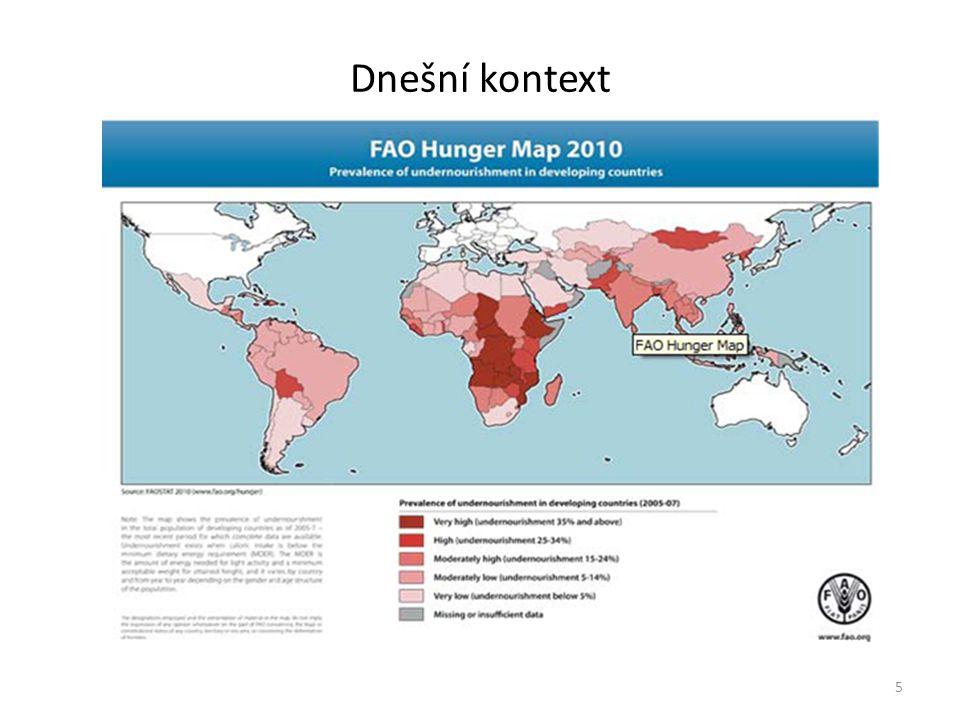 Hladomor v Africkém rohu 2011 V červenci 2011 vyhlásila OSN ve dvou oblastech Somálska stav hladomoru, do podzimu byl hladomor vyhlášen v 6 oblastech.