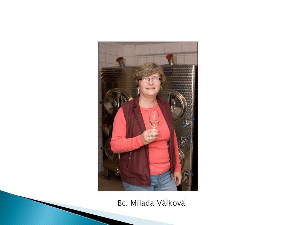 Bc. Milada Válková