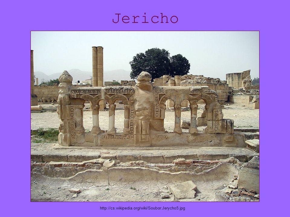 Jericho http://cs.wikipedia.org/wiki/Soubor:Jerycho5.jpg