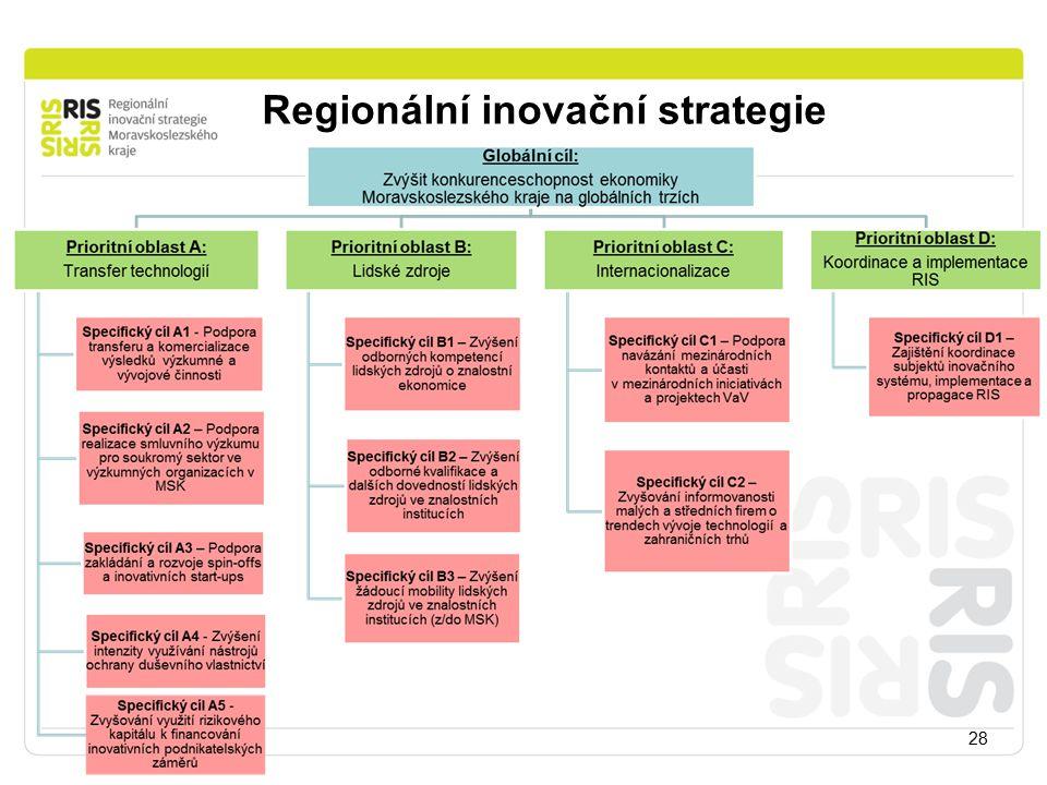 Regionální inovační strategie 28