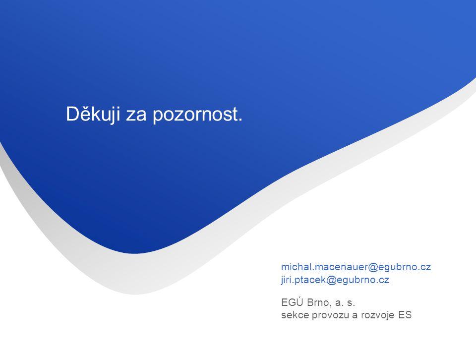 michal.macenauer@egubrno.cz jiri.ptacek@egubrno.cz EGÚ Brno, a.
