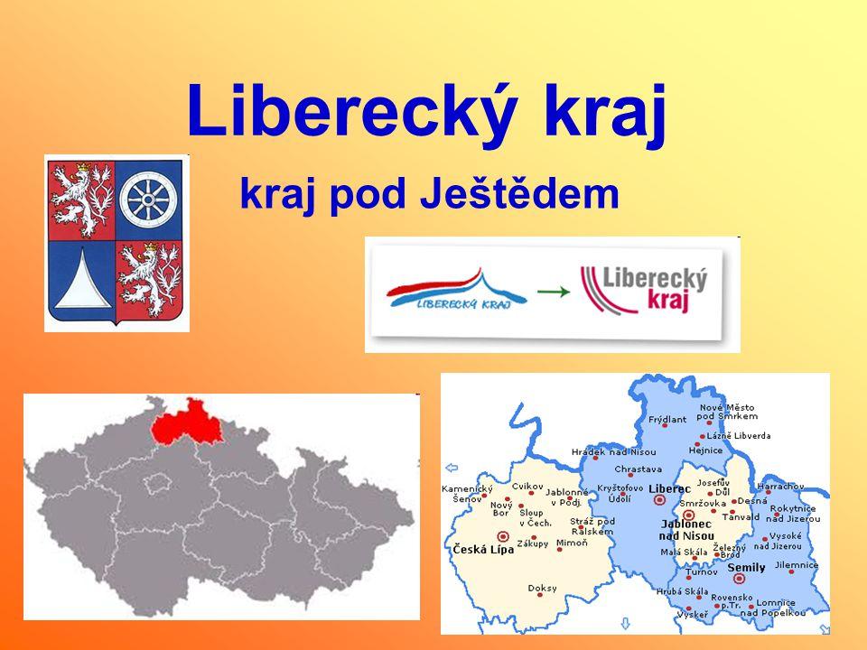 Přírodní podmínky Povrch Krkonoše Jizerské hory Lužické hory Ještědsko – kozákovský hřbet Česká tabule