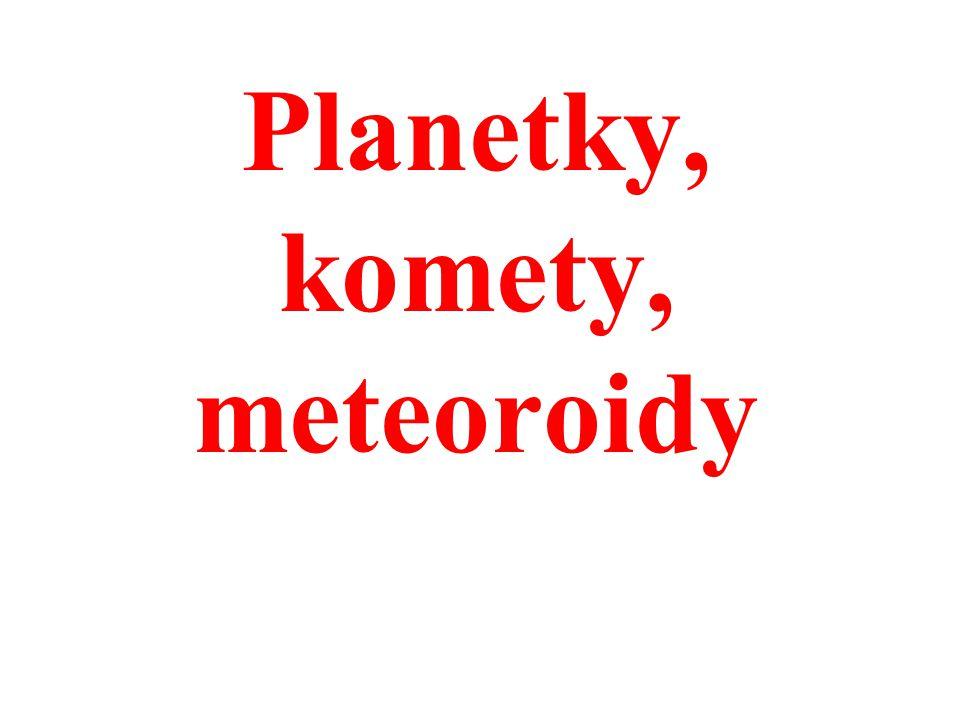 Následky dopadu Průměr tělesa (metry) Síla (megatuny)Interval (roky) Následky < 50< 10< 1Meteory v horní vrstvě atmosféry, většinou nedosáhnou povrchu 7510 - 1001 000Železné vytvoří krátery jako Meteor Crater; kamenné vybuchnou jako Tunguzský meteorit; při nárazu do země zničí oblast velikosti města.