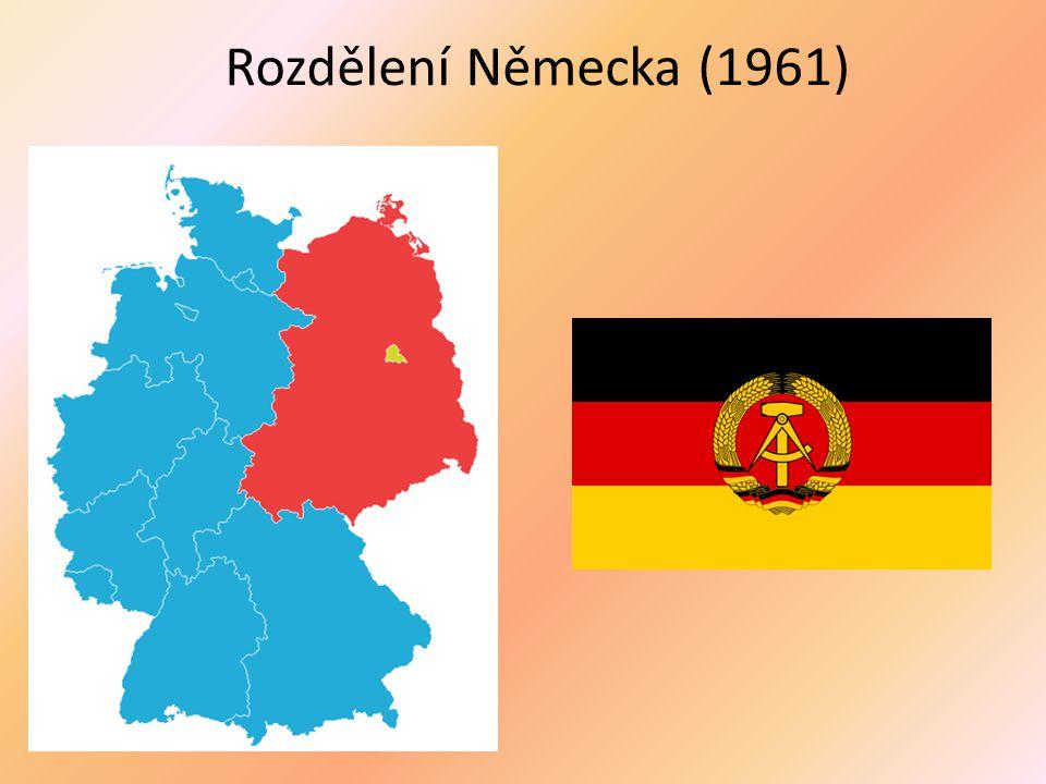 Rozdělení Německa (1961)