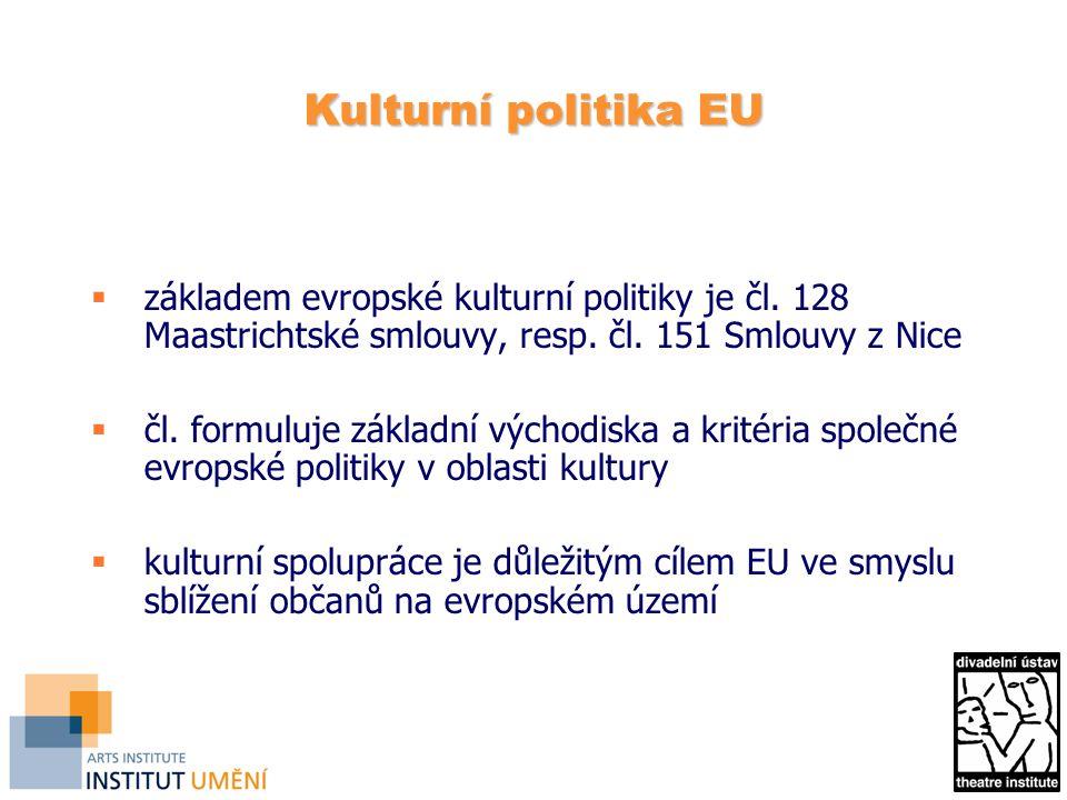 Zaměření projektů  Jak projekt přispěje k budování evropského občanství.
