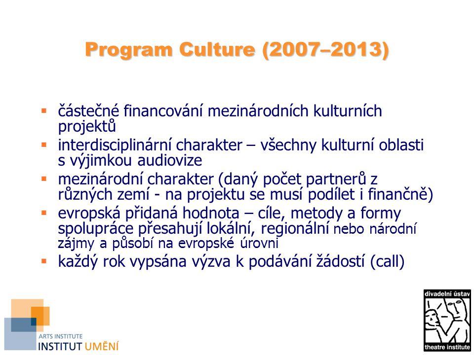 Fondy EHP/Norska  FM EHP a FM Norského království (2005–2009)  prioritní oblasti: 1.