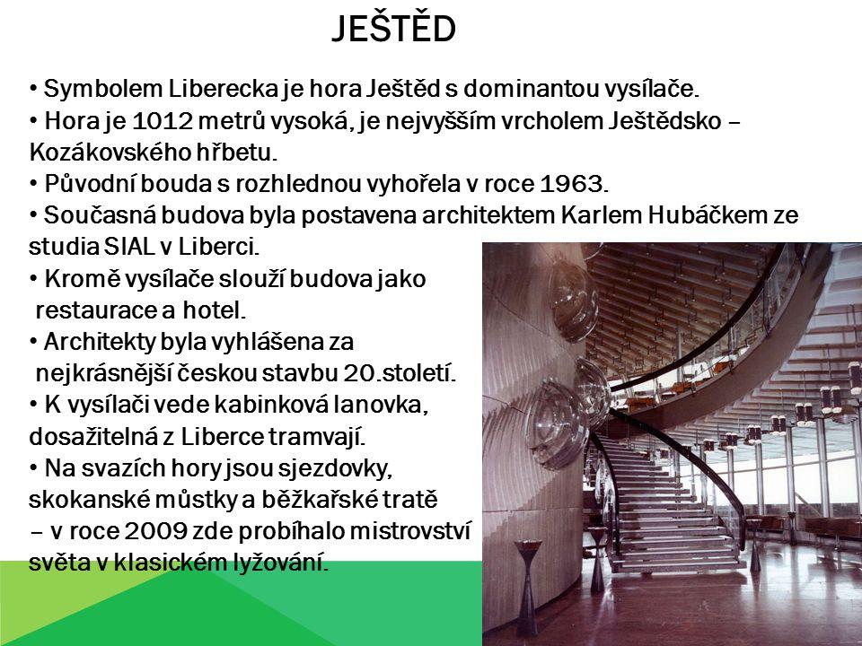 Kryštofovo údolí Rekreační centrum pod Ještědem.Viadukty na trati Liberec – Mimoň.