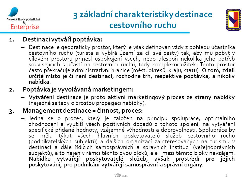& TO v ČR VŠP, a.s.6