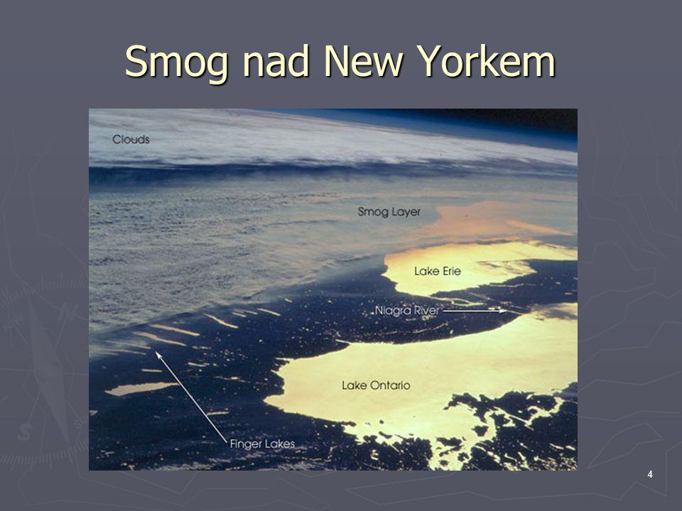 4 Smog nad New Yorkem