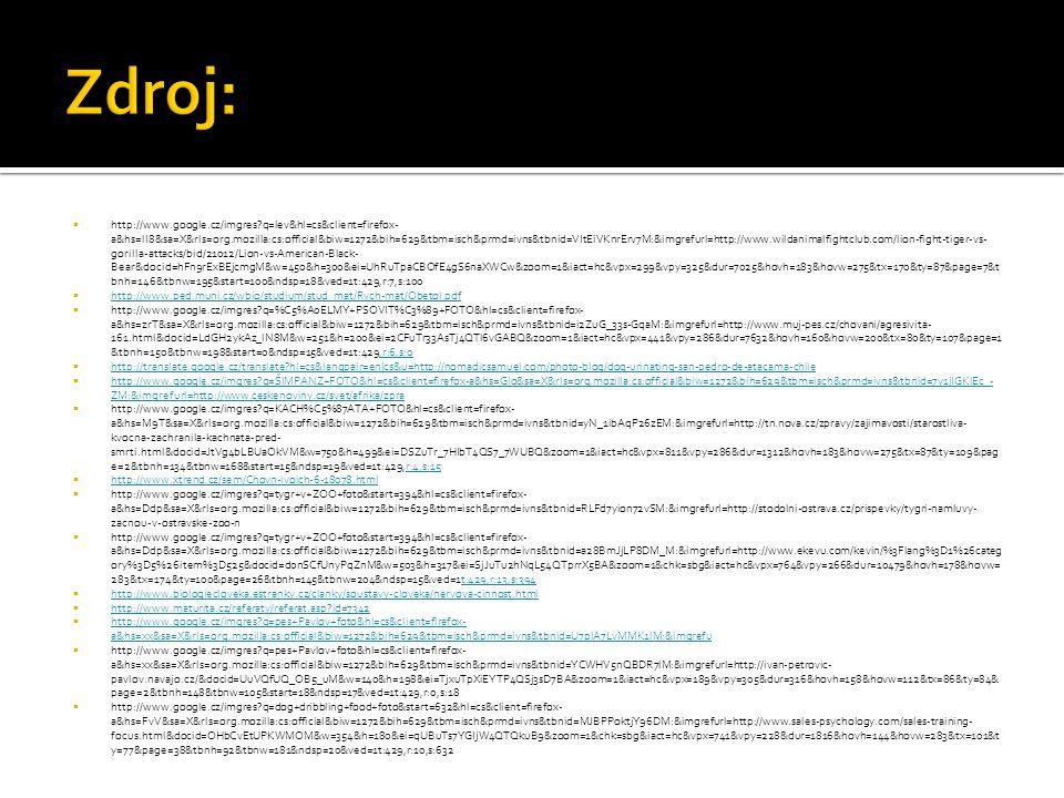  http://www.google.cz/imgres?q=lev&hl=cs&client=firefox- a&hs=lI8&sa=X&rls=org.mozilla:cs:official&biw=1272&bih=629&tbm=isch&prmd=ivns&tbnid=VItEiVKn