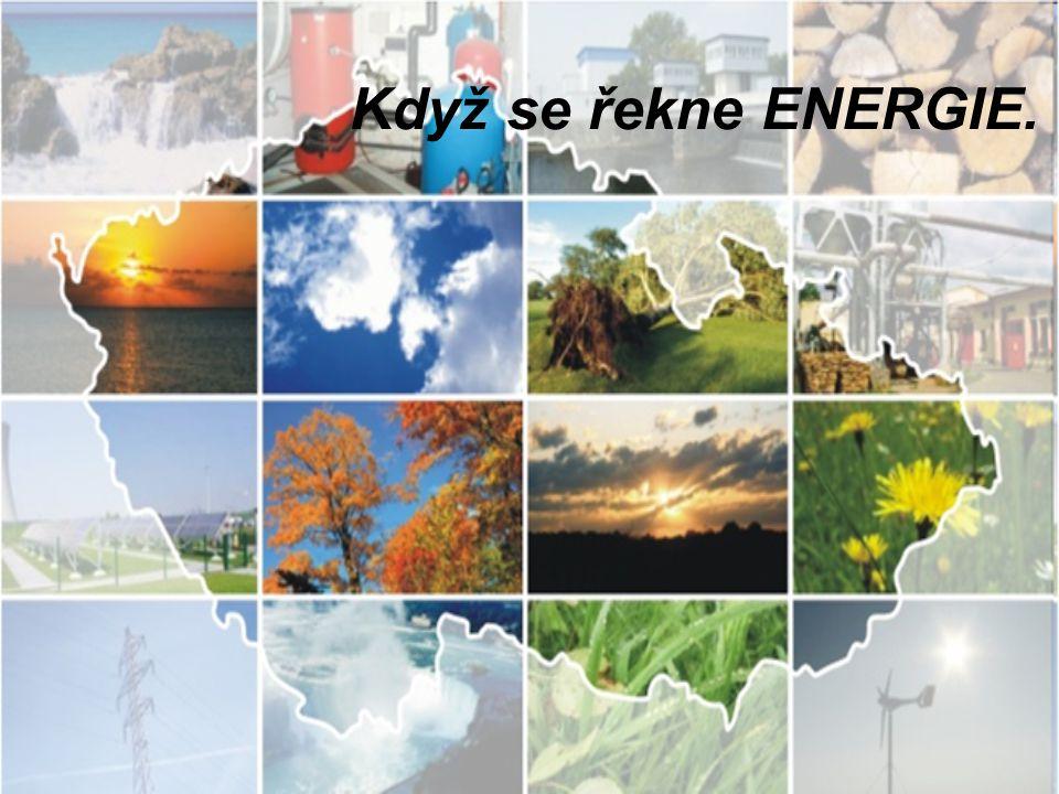 Když se řekne ENERGIE...