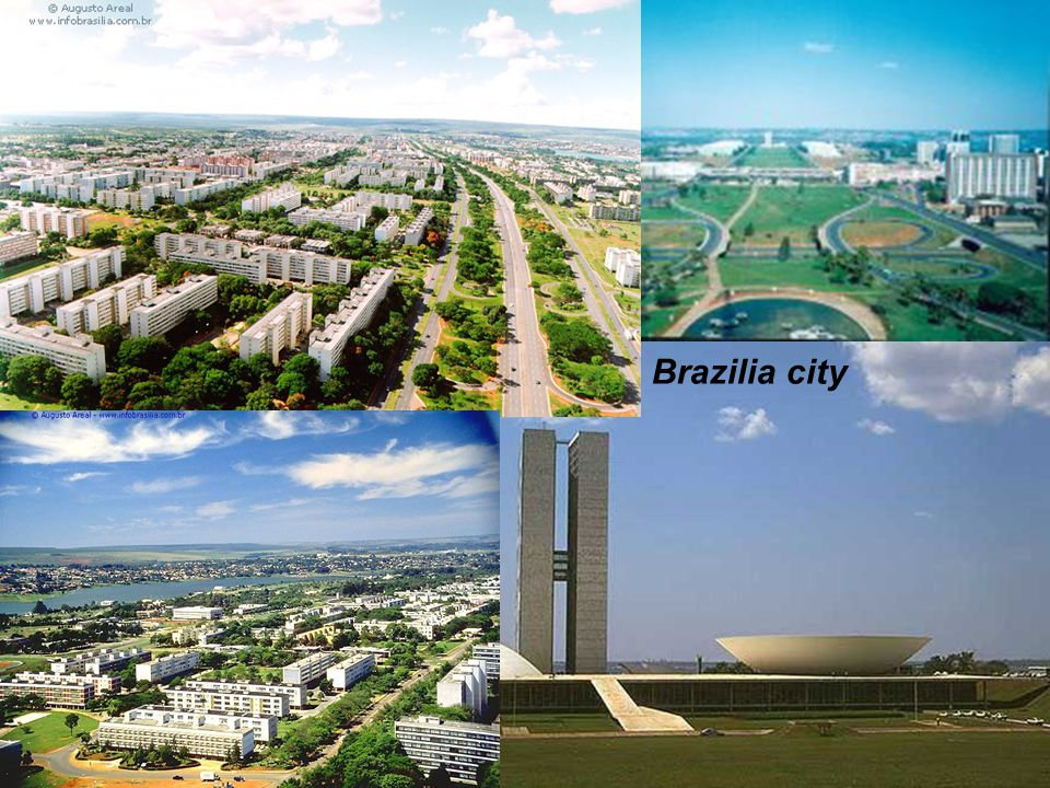 Brazilia city
