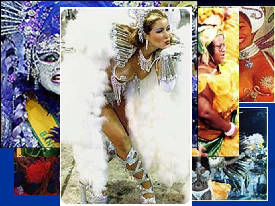 Karneval v Riu Slavný brazilský karneval startuje vždy v sobotu a končí na Masopustní úterý, ačkoliv jednotlivé party