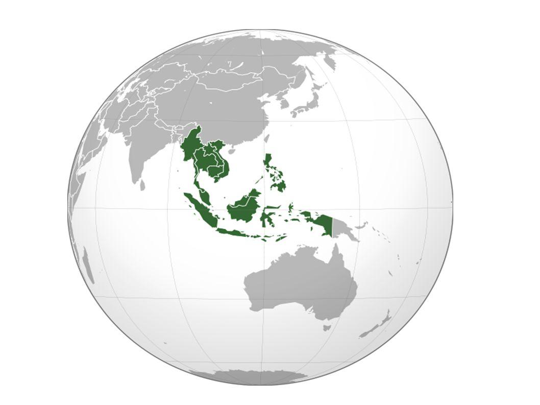 Hospodářství Zemědělství: Zemědělství: nejrozšířenější pěstování rýže, sóji, manioku (bylina), kaučukovníku, kávovníku, kokos.palmy, banánovníku,luštěniny, v některých oblastech i citrusy a další ovoce a zelenina a koření(pepř, hřebíček).