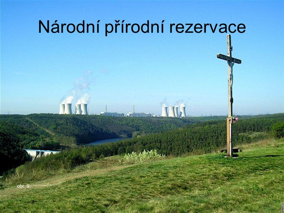 Národní přírodní rezervace obr. 9