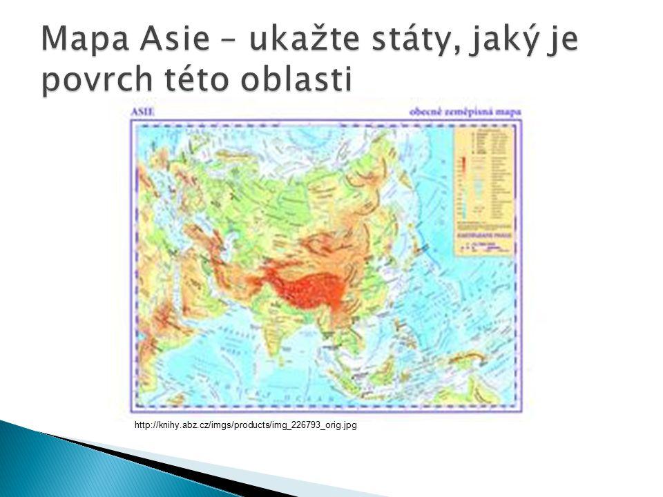  Asie je světadíl s rozmanitými přírodními podmínkami – nížiny, stepi, pouště, hory, pralesy  V nížinách bylo vyvinuté zemědělství  Obyvatelé byli zruční řemeslníci – kovy, hrnčířství, tkaní, předení  Ve stepích a na okrajích pouští se věnovali pastevectví a lovu  V místech, kde se pěstovala rýže se muselo budovat závlahové zařízení – tyto náročné práce většinou organizoval stát, státní úředníci dohlíželi i na obdělávání polí  Stát byl považován za vlastníka půdy – od rolníků vybíral daně a povolával je na stavbu hrází, cest, průplavů, paláců, k vojenské službě…