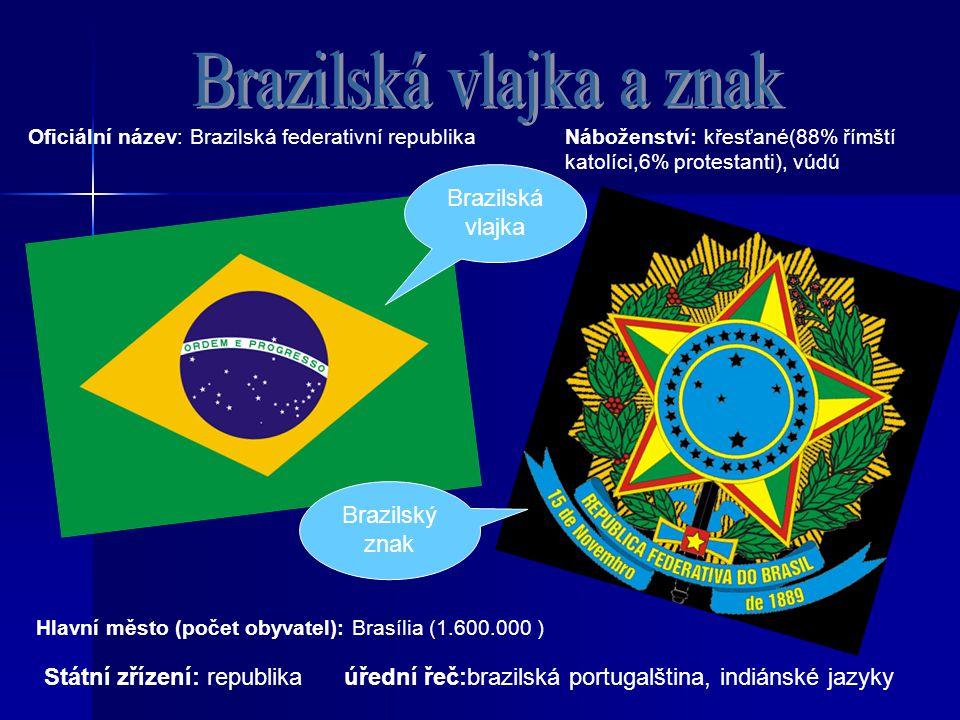 Složení brazilské populace je výsledkem rozsáhlých migrací a míšení lidí.