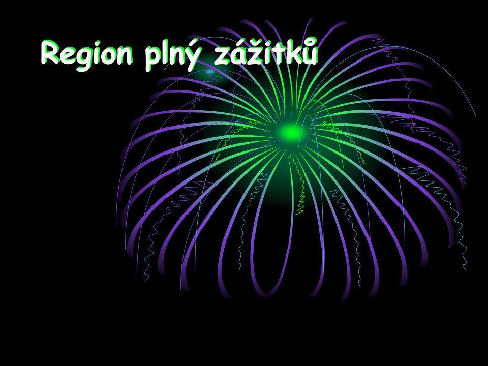 Region plný zážitků Region plný zážitků