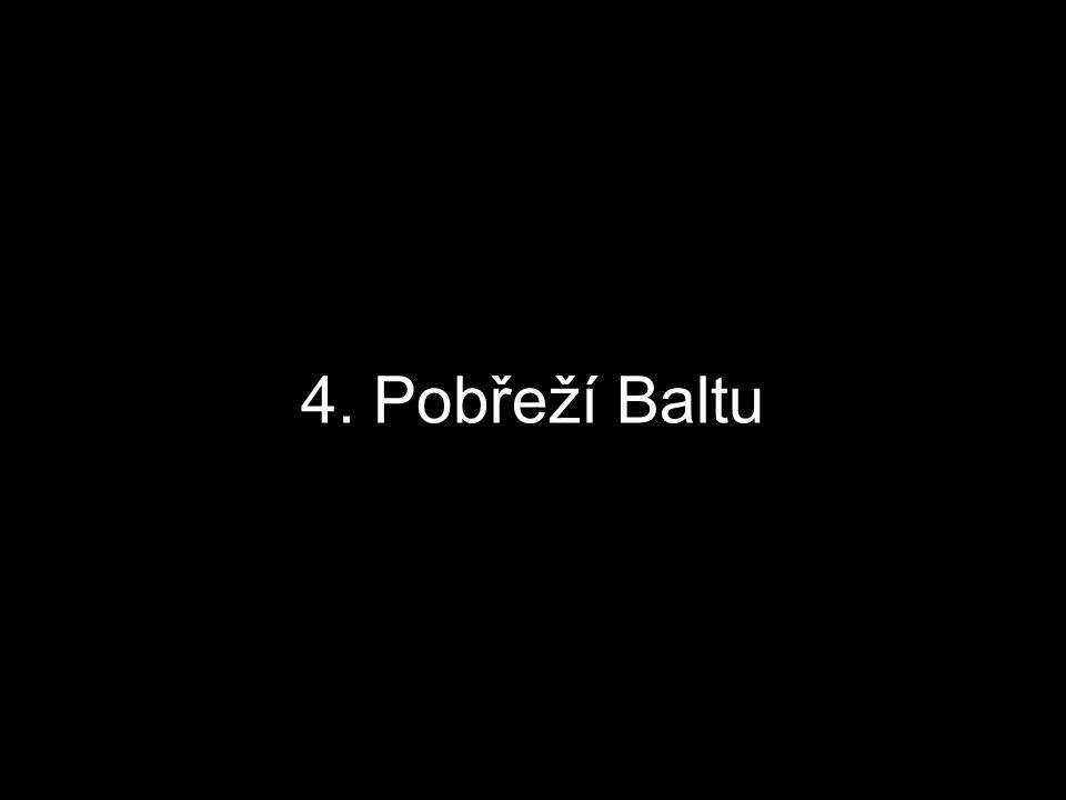 4. Pobřeží Baltu
