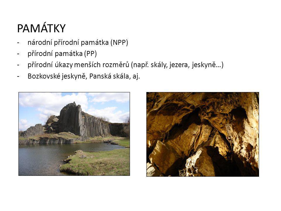 Zdroje obrázků: http://cs.wikipedia.org/wiki/Soubor:Boubinsky_prales_during_NS_Boubinsky_pral es_in_summer_2011_(10).JPG http://www.kct-tabor.cz/gymta/ChranenaUzemiCR/ http://upload.wikimedia.org/wikipedia/commons/8/8a/%C5%9Anie%C5%BCka_z_ zachodu.jpg http://cs.wikipedia.org/wiki/Soubor:Lynx_lynx.jpg http://cs.wikipedia.org/wiki/Soubor:Jizerskohorsk%C3%A9_bu%C4%8Diny_2.JPG http://upload.wikimedia.org/wikipedia/commons/c/c8/Daubaer_Schweiz_NSG.jpg http://cs.wikipedia.org/wiki/Soubor:Panska_skala.jpg http://cs.wikipedia.org/wiki/Soubor:Bozkovske_jeskyne_01.JPG
