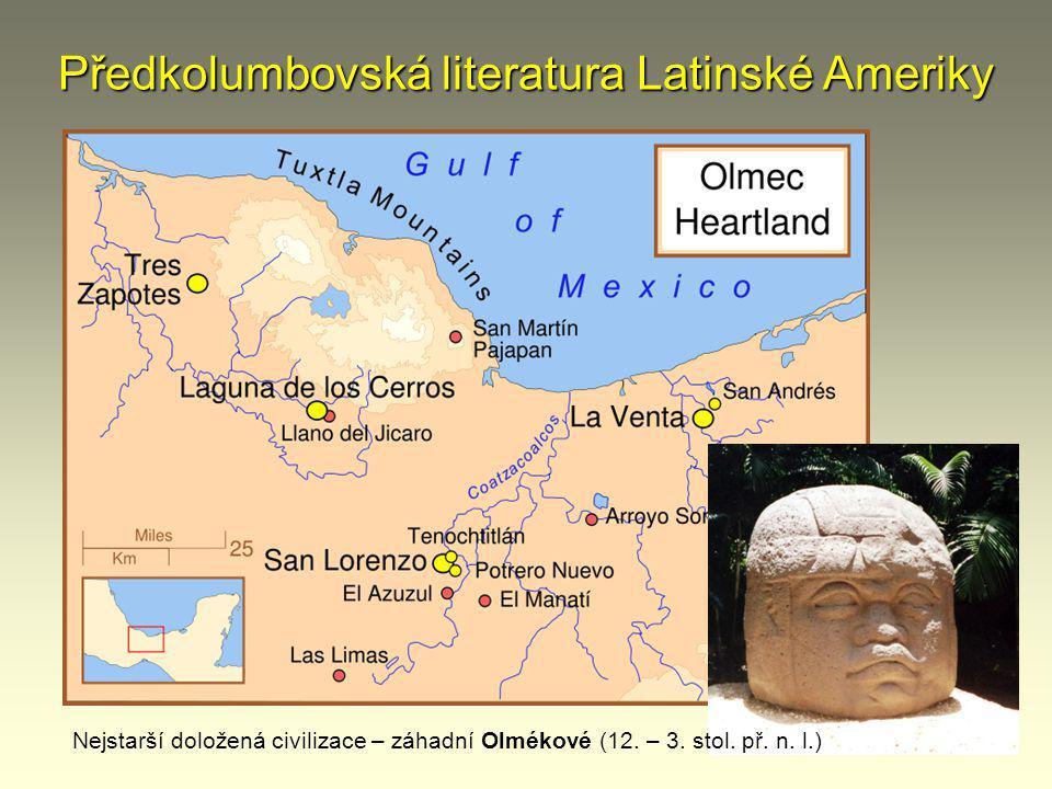 Pád Tenochtitlanu Poslední vládce Cuauhtemoc [kvautemoc] (definitivně poražen 1521) Zavraždění Moctezumy II.