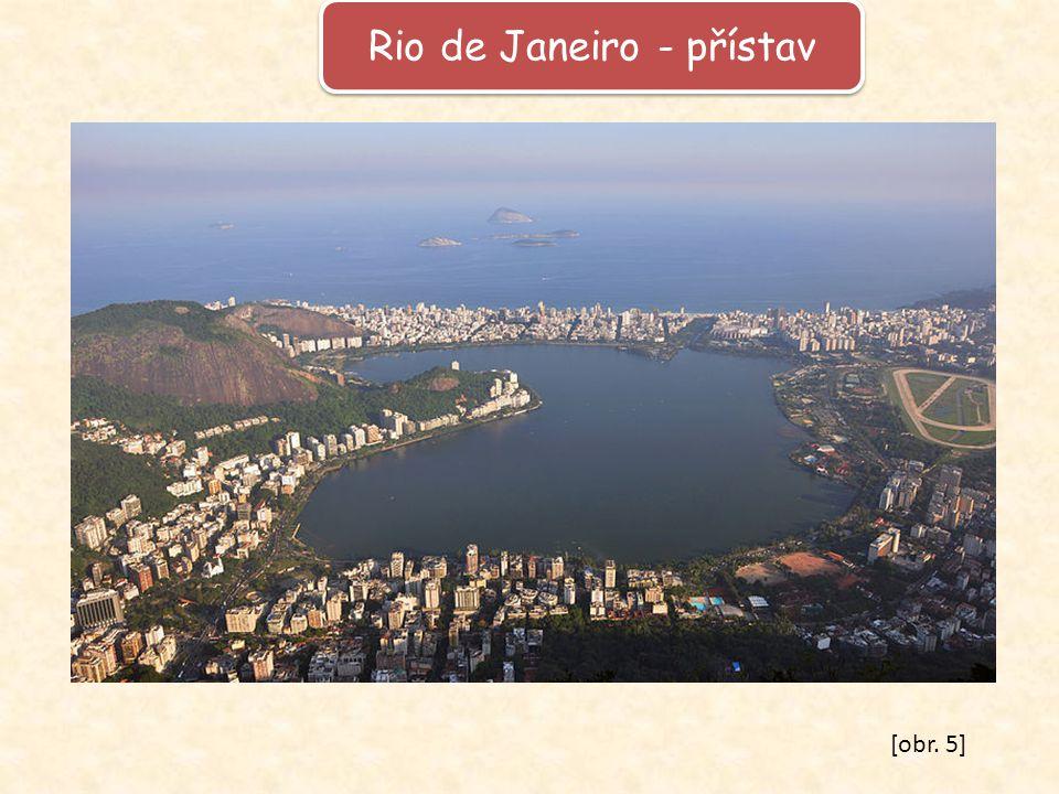 Rio de Janeiro - přístav [obr. 5]