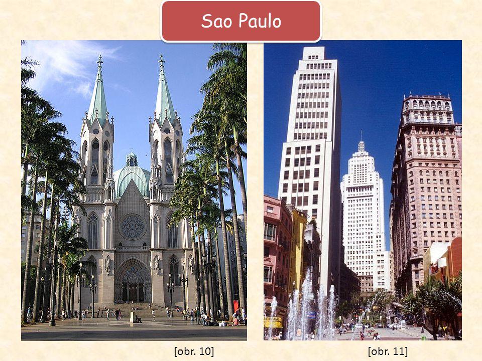 Sao Paulo [obr. 10][obr. 11]