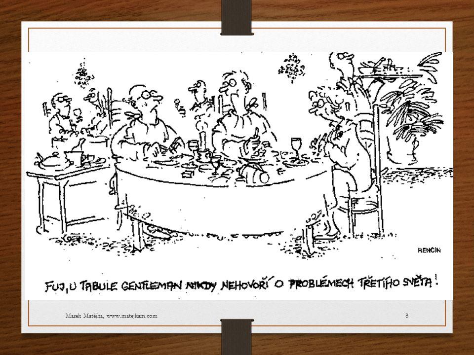 Hypertrofie spotřebního chování Chování podle Maxe Webera nemá předem stanovený cíl.