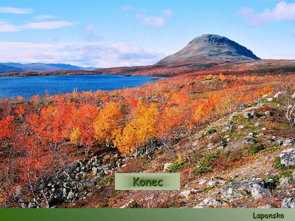 Laponsko Konec