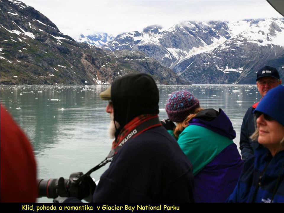 Bez sněžné frézy to na trati White pass nikdy nejde