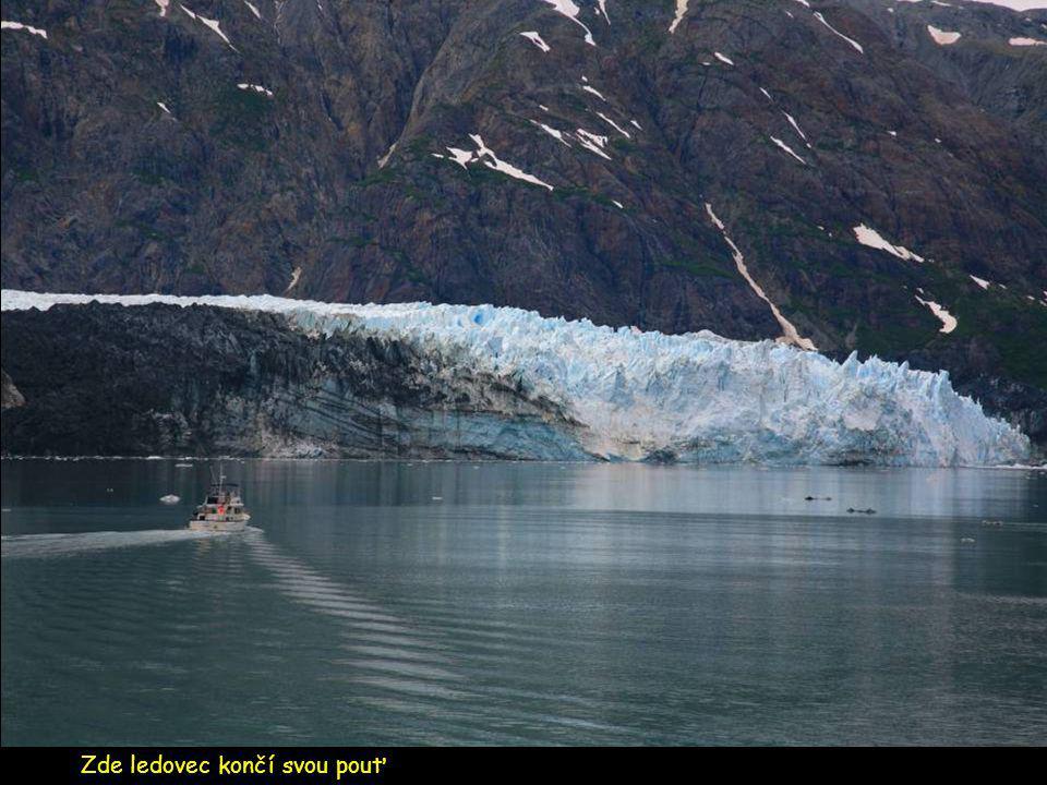 Klid, pohoda a romantika v Glacier Bay National Parku