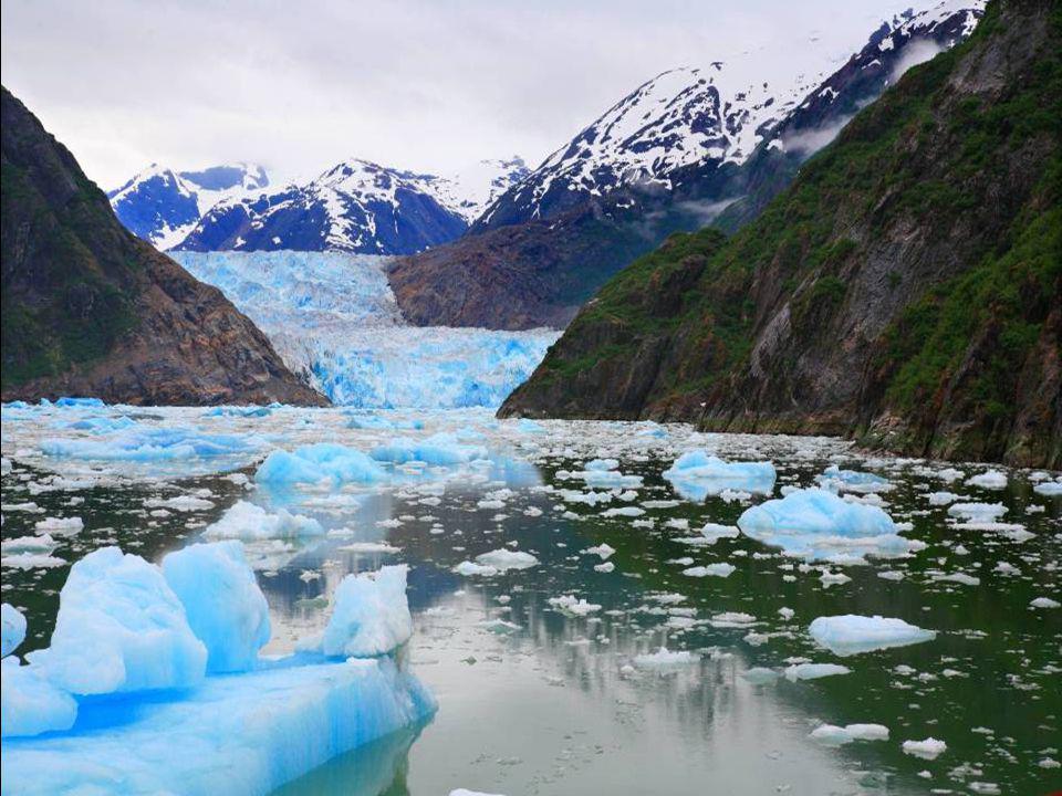 Pata dalšího ledovce na obzoru
