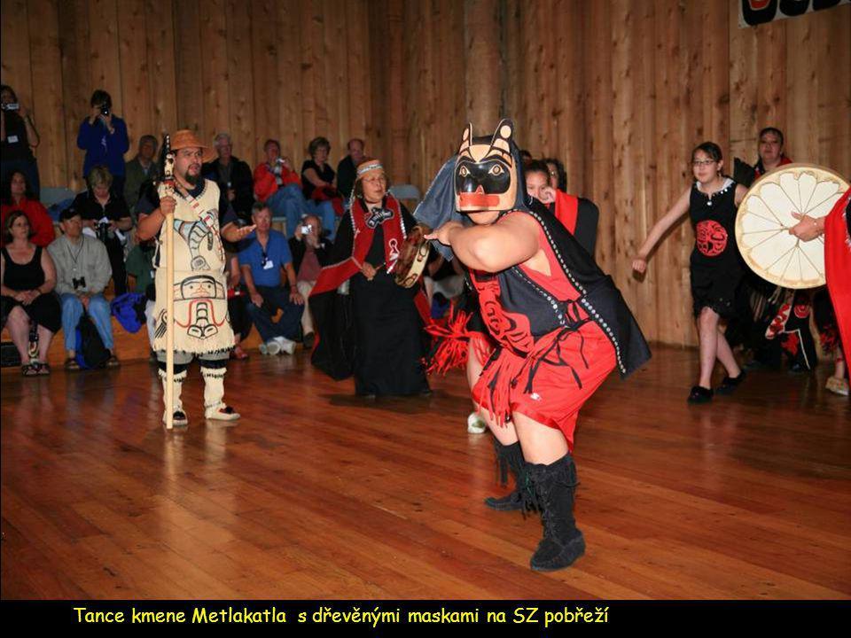 Tradice kmene Metlakatl a přístav