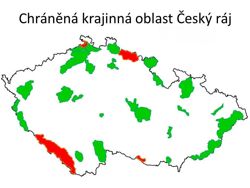 Chráněná krajinná oblast Český ráj