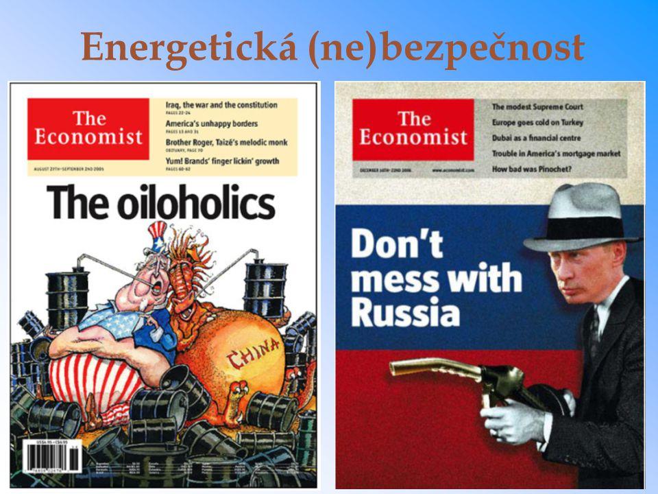 Energetická (ne)bezpečnost