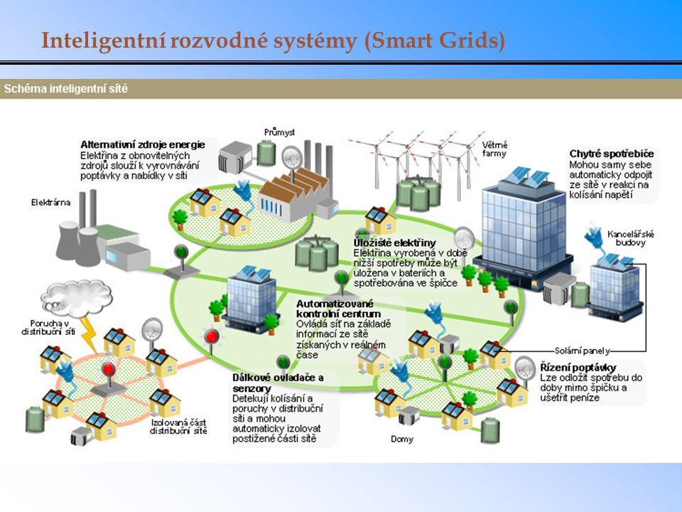 Inteligentní rozvodné systémy (Smart Grids)