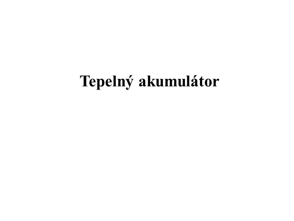 Tepelné akumulátory akumulují energii ve formě tepla, představují většinou speciální zařízení nebo jsou součástí technologických celků (například teplovody), které umožňují využít akumulované tepelné energie pro přeměnu na jiný druh energie (obvykle elektrické).