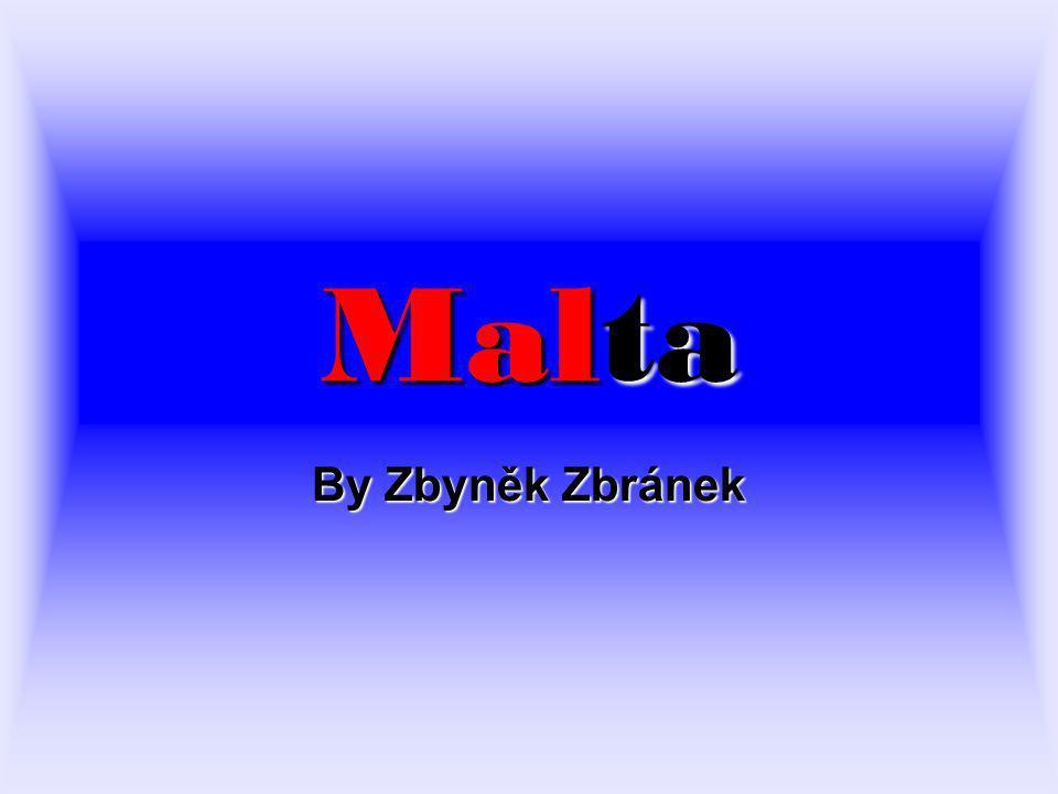 Malta By Zbyněk Zbránek