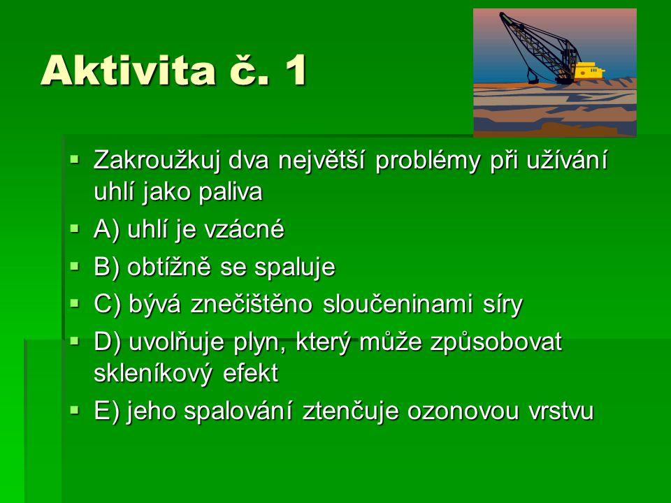 Aktivita č.