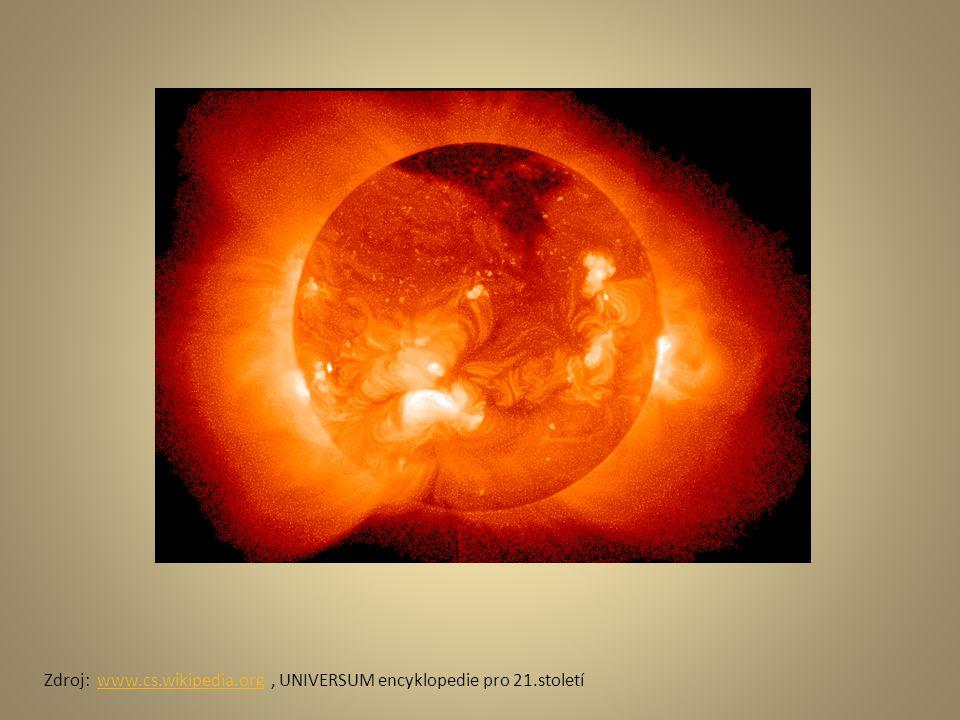 Zdroj: www.cs.wikipedia.org, UNIVERSUM encyklopedie pro 21.stoletíwww.cs.wikipedia.org