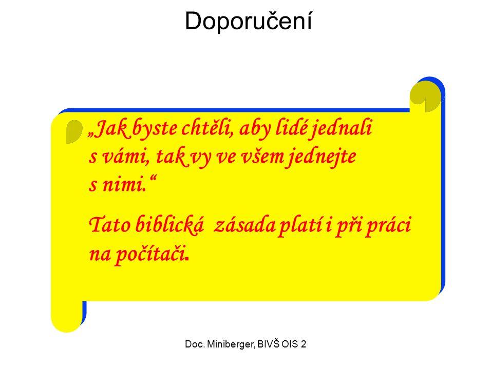 64 Doporučená literatura 1.Smejkal V.: Pr á vo informačn í ch a telekomunikačn í ch syst é mů, 2.