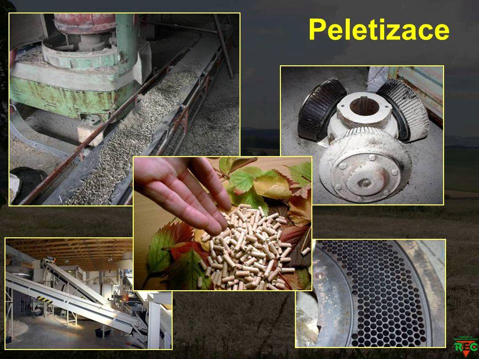 Peletizace