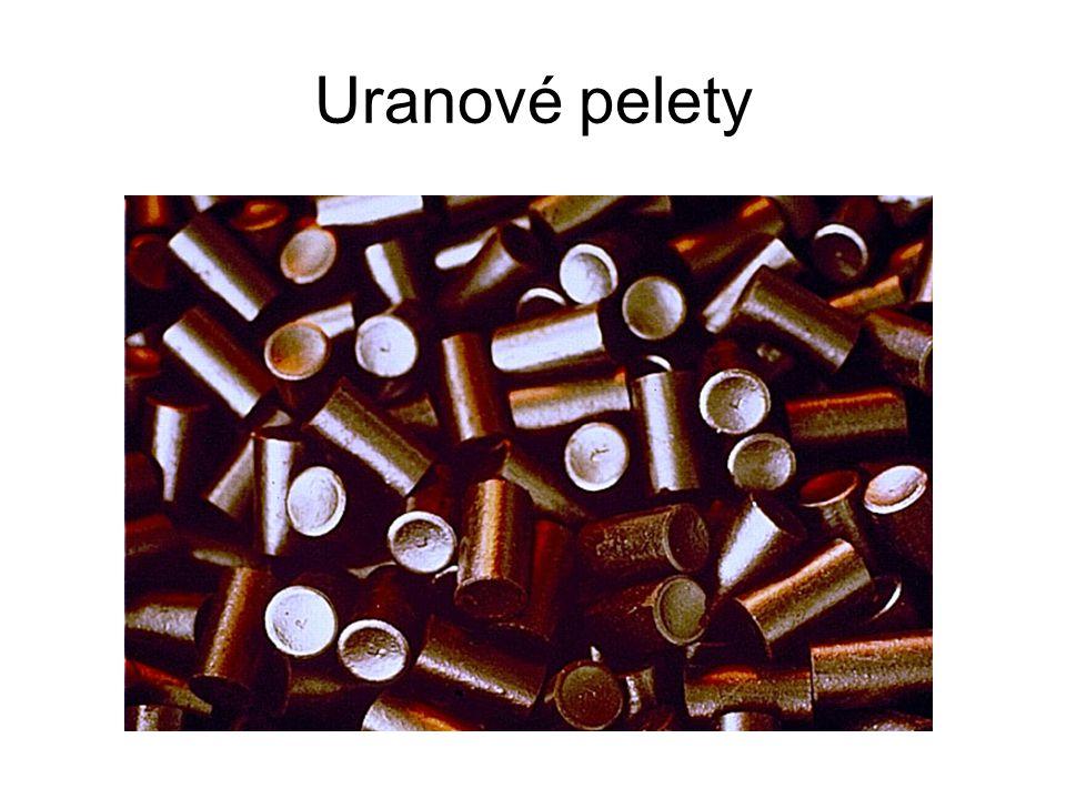 Uranové pelety
