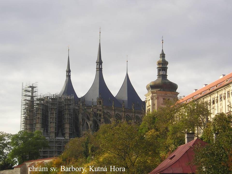 Jakub Jirásek53 chrám sv. Barbory, Kutná Hora