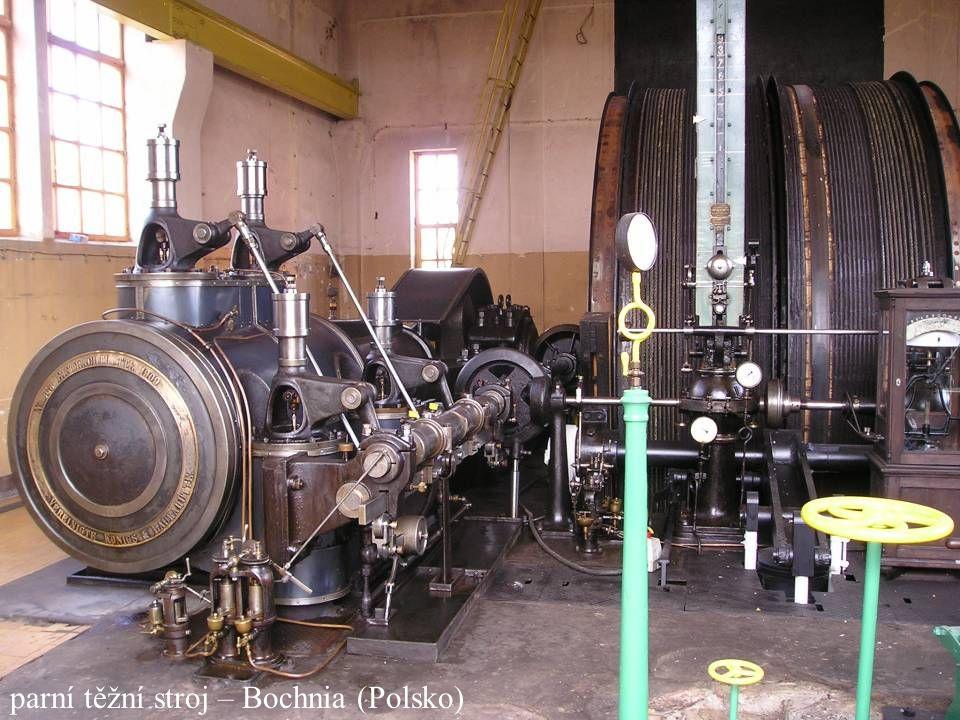 Jakub Jirásek71 parní těžní stroj – Bochnia (Polsko)