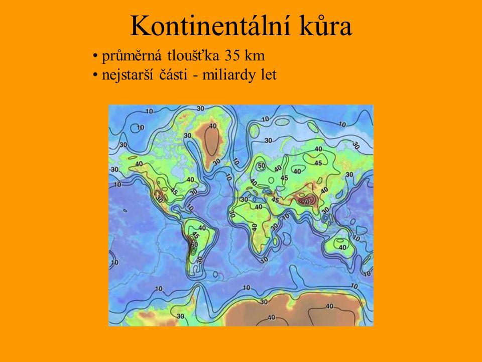 Distribuce prvků v sedimentárních horninách Sedimentace SiO 2 => pískovce, rohovce Ca, Mg => karbonatické sed.